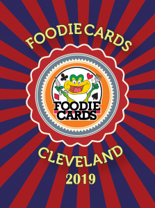 FoodieCards Fundraising Cleveland