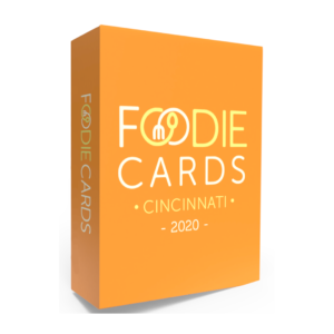 Cincinnati FoodieCards 2020