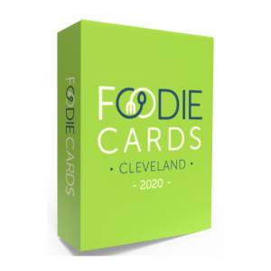 Cleveland FoodieCards 2020