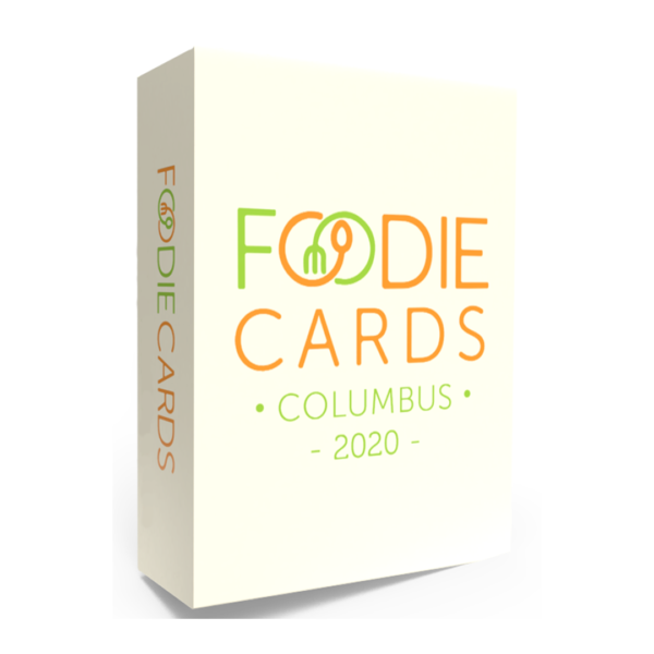 Columbus FoodieCards 2020