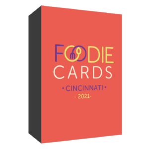 Cincinnati FoodieCards 2021