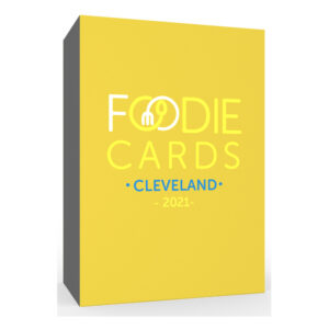 FoodieCards Cleveland 2021