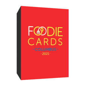 FoodieCards Columbus 2021