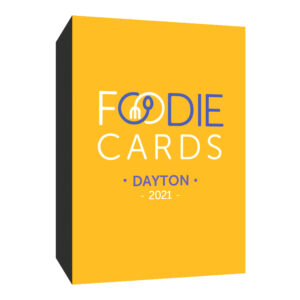 FoodieCards Dayton 2021