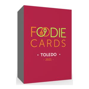 FoodieCards Toledo 2021