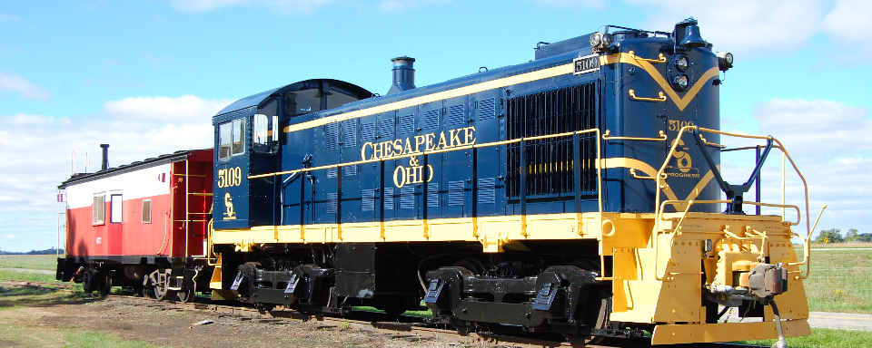 Toledo Lake Erie & Western Railway and Museum FoodieCards Fundraiser