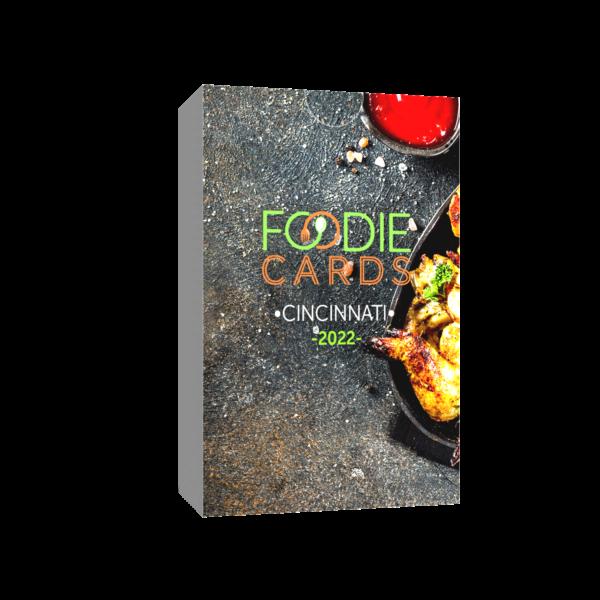 FoodieCards Cincinnati 2022