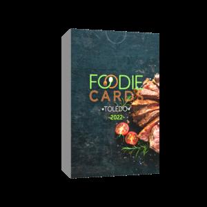 FoodieCards Toledo 2022